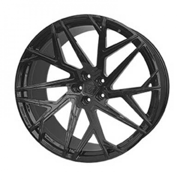 Диски Vissol Forged F-1054R GLOSS-BLACK