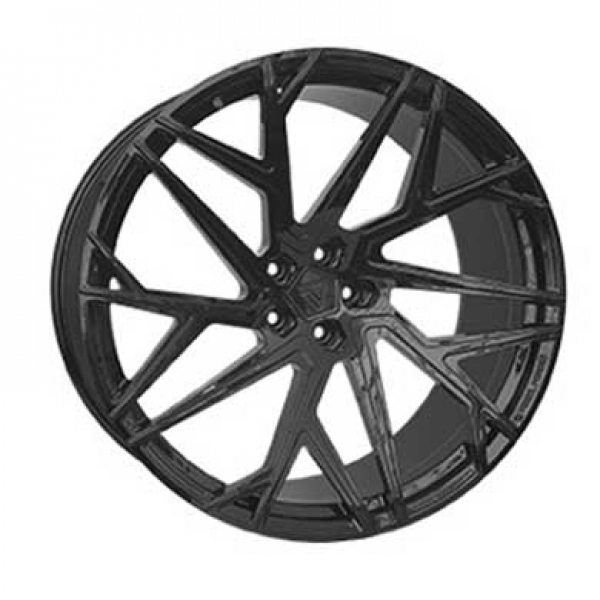 Диски Vissol Forged F-1054L GLOSS-BLACK