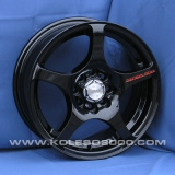 Диски Racing Wheels H-125 BLACK