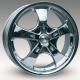Диски Racing Wheels H-143A Chrome