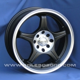 Диски Racing Wheels H-196 DB/P