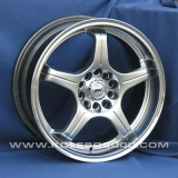 Диски Racing Wheels H-196 HS/DP