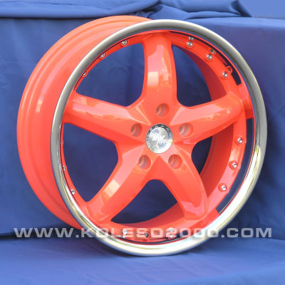 Диски Racing Wheels H-303 SOR ST