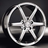 Диски Racing Wheels H-116 Silver