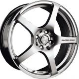 Диски Racing Wheels H-125 Silver