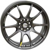 Диски Advan 833 RZ Dark Gunmetal