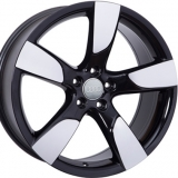 Диски WSP Italy AUDI W568 VITTORIA GLOSSY+BLACK+POLISHED