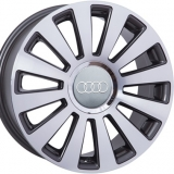 Диски WSP Italy AUDI W535 A8 RAMSES ANTHRACITE+POLISHED