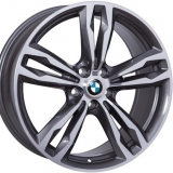 Диски WSP Italy BMW W684 ORIONE ANTHRACITE+POLISHED