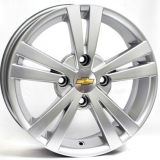 Диски WSP Italy CHEVROLET W3602 TRISTANO HYPER+SILVER+