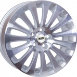 Диски WSP Italy FORD W953 ISIDORO SILVER+POLISHED
