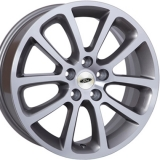 Диски WSP Italy FORD W955 PERUGIA ANTHRACITE+POLISHED