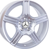 Диски WSP Italy MERCEDES W763 DIONE SILVER