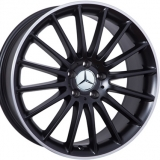 Диски WSP Italy MERCEDES W773 SHANGHAI DULL+BLACK+R+POLISHED