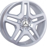 Диски WSP Italy MERCEDES W774 ISCHIA SILVER POLISHED