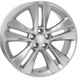 Диски WSP Italy OPEL W2507 ASTRA HYPER+SILVER+