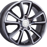 Диски WSP Italy OPEL W2504 MOON ANTHRACITE+POLISHED