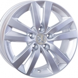 Диски WSP Italy PEUGEOT W854 LIONE SILVER+