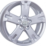 Диски WSP Italy TOYOTA W1750 CATANIA SILVER+POLISHED