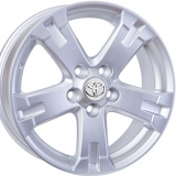 Диски WSP Italy TOYOTA W1750 CATANIA SILVER