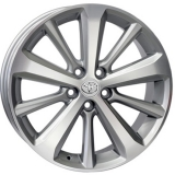 Диски WSP Italy TOYOTA W1770 LAQUILA SILVER POLISHED