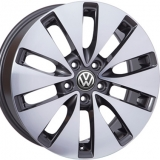 Диски WSP Italy VOLKSWAGEN W461 ERMES ANTHRACITE+POLISHED
