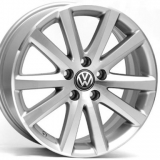 Диски WSP Italy VOLKSWAGEN W442 SPARTA SILVER+POLISHED