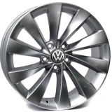 Диски WSP Italy VOLKSWAGEN W456 GINOSTRA SILVER+