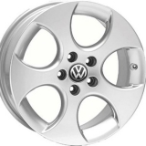 Диски WSP Italy VOLKSWAGEN W444 CIPRUS SILVER+POLISHED