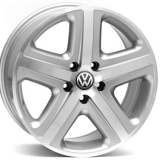 Диски WSP Italy VOLKSWAGEN W440 ALBANELLA SILVER+POLISHED