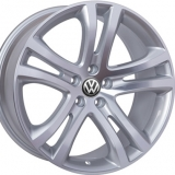 Диски WSP Italy VOLKSWAGEN W455 TIGUAN Vulcano VO55 SILVER+POLISHED