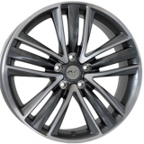 Диски WSP Italy INFINITI W8801 SIDNEY ANTHRACITE+POLISHED