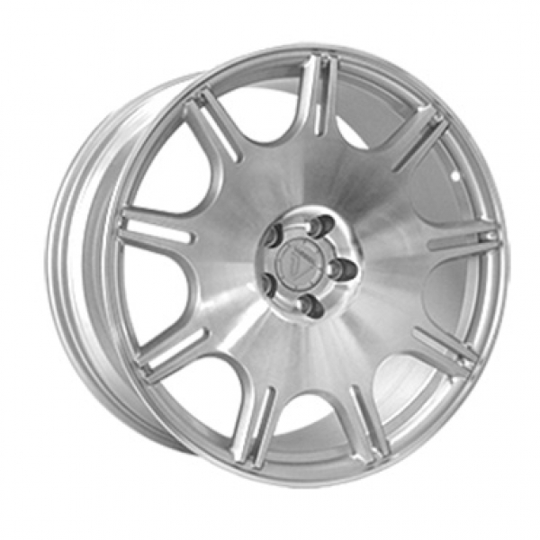 Диски Vissol Forged F-312 SILVER-POLISHED
