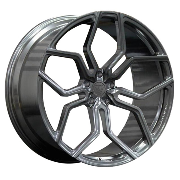 Диски Vissol Forged F-937 GLOSS-GRAPHITE