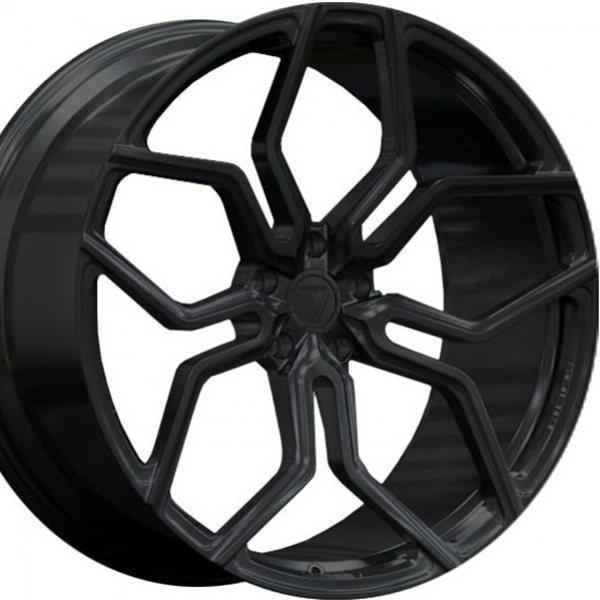 Диски Vissol Forged F-937 SATIN-BLACK