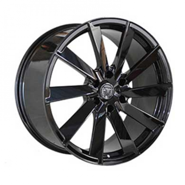 Диски Vissol Forged F-1041L GLOSS-BLACK