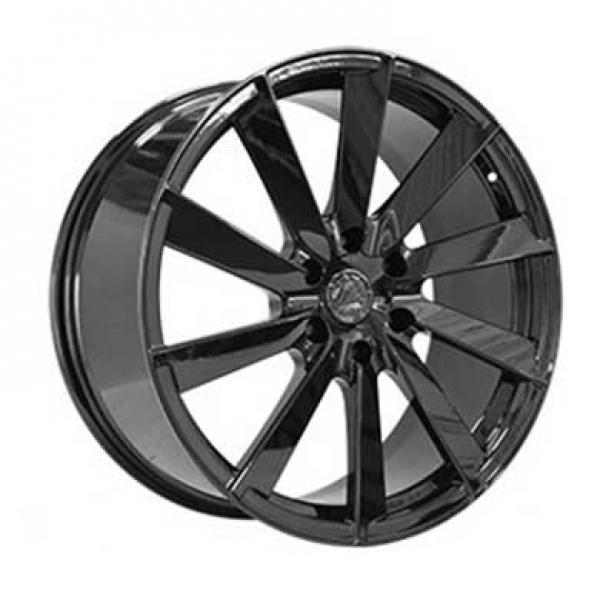 Диски Vissol Forged F-1041R GLOSS-BLACK