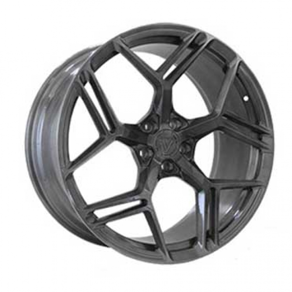 Диски Vissol Forged F-954L BRUSHED-GRAPHITE