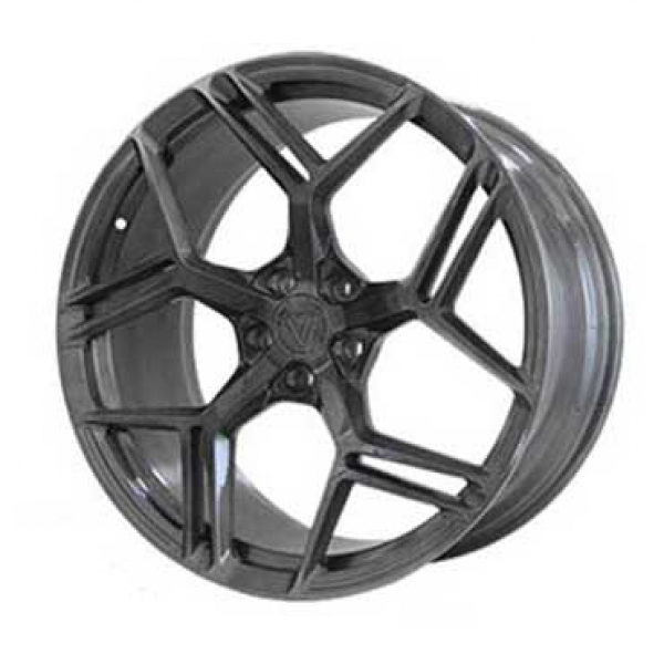 Диски Vissol Forged F-954R BRUSHED-GRAPHITE