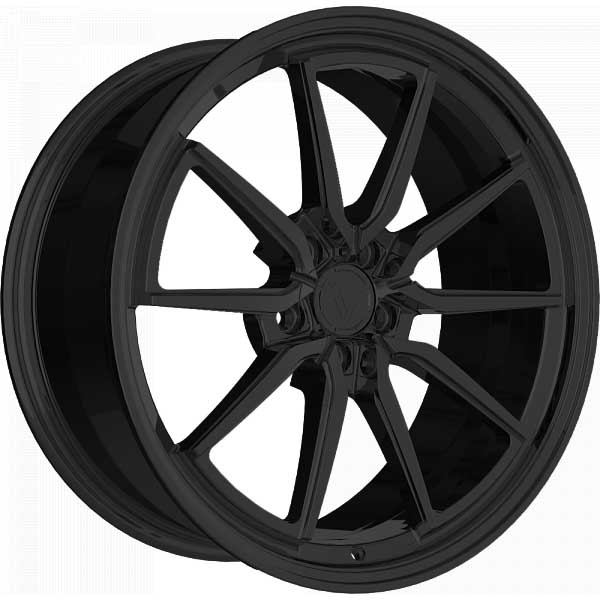 Диски Vissol Forged F-1032 SATIN-BLACK