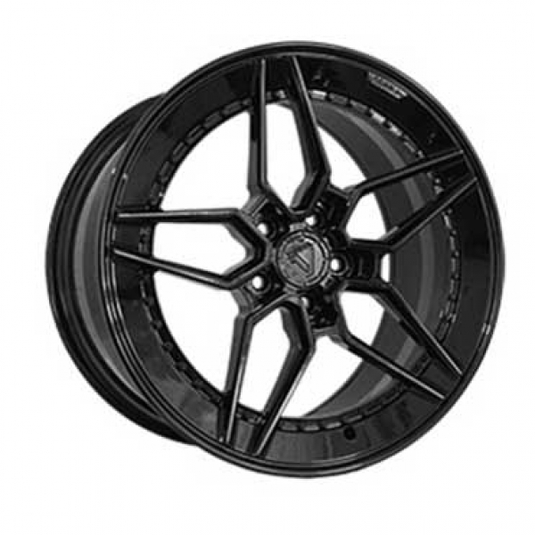 Диски Vissol Forged F-1074 GLOSS-BLACK