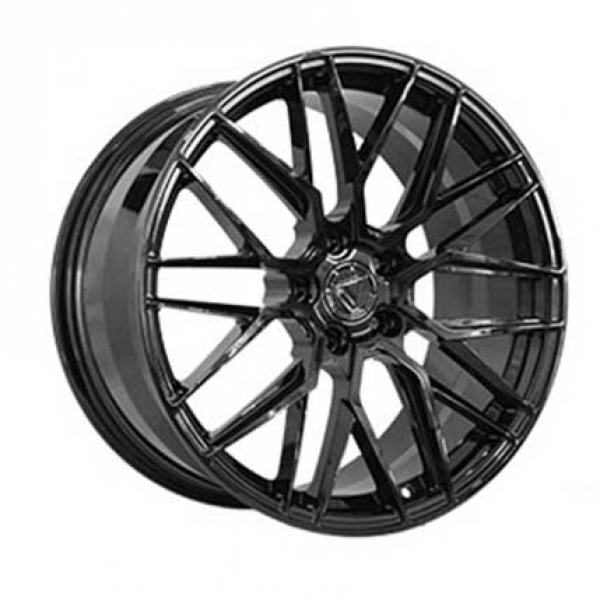 Диски Vissol Forged F-1012 GLOSS-BLACK