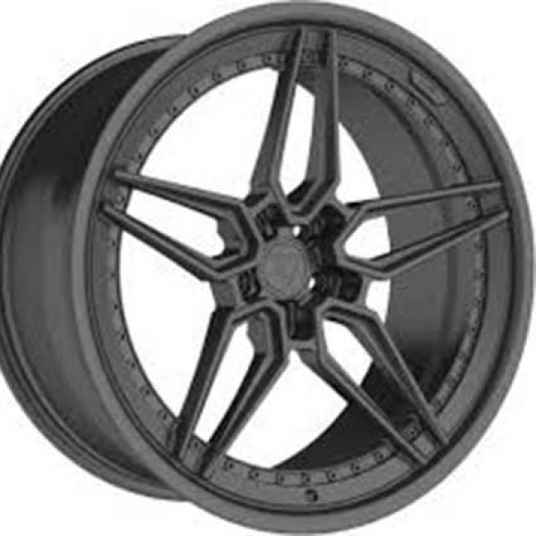Диски Vissol Forged F-1074 SATIN-BLACK