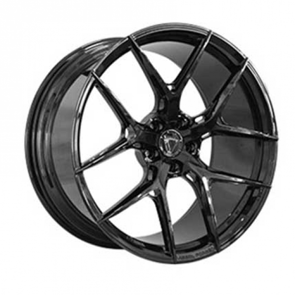 Диски Vissol Forged F-1122 GLOSS-BLACK