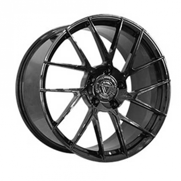 Диски Vissol Forged F-1111L GLOSS-BLACK