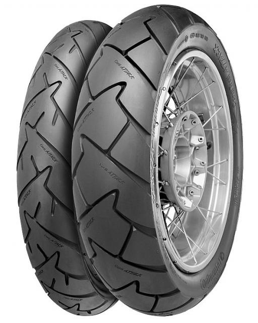 Моторезина CONTINENTAL TRAIL ATTACK 2 100/90 R19 57H