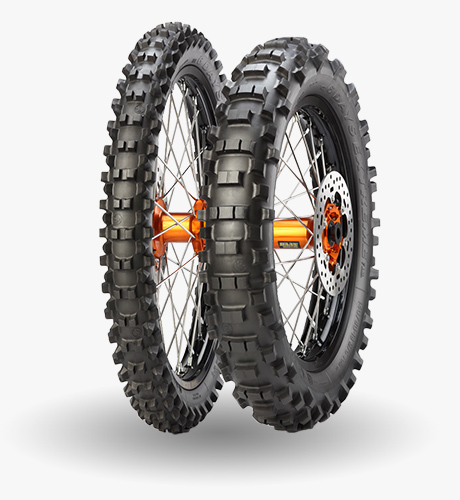 Моторезина METZELER SIX DAYS EXTREME 120/90 R18 65M купить в Киеве, цена — ShinaDiski