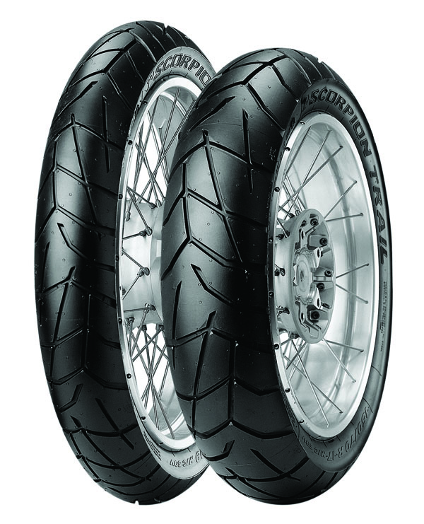 Моторезина Pirelli SCORPION TRAIL 150/70 R17 69V купить в Киеве, цена — ShinaDiski