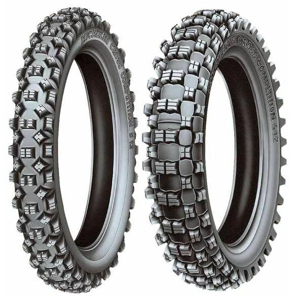 Моторезина Michelin Cross Competition S12 XC 130/70 R19  купить в Киеве, цена — ShinaDiski