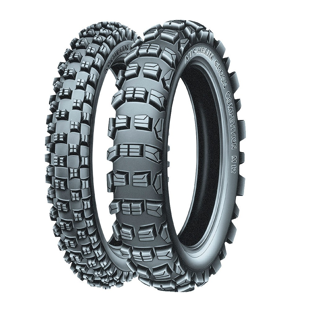 Моторезина Michelin Cross Competition M12 XC 120/90 R18  купить в Киеве, цена — ShinaDiski